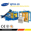 Various Frequency Germany Technology QT15-15 Big China Concrete Brick Making Machine