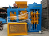 QT6-15 China Made Fly Ash Brick Machine on Best Seller Sale for India Market