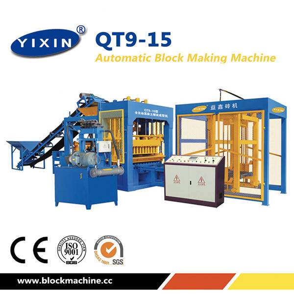 Germany Technology Block Forming Machine