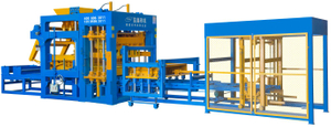 Durable Multifunctional QT8-15 Hollow Block Manufacturing Machine Supplier