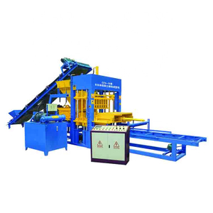 QT4-15 Concrete Fly Ash Brick Making Machine in India Low Cost Price