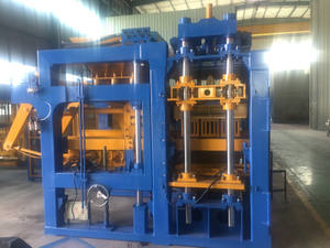 Hot Sale China QT8-15 Concrete Brick Forming Making Machine Price