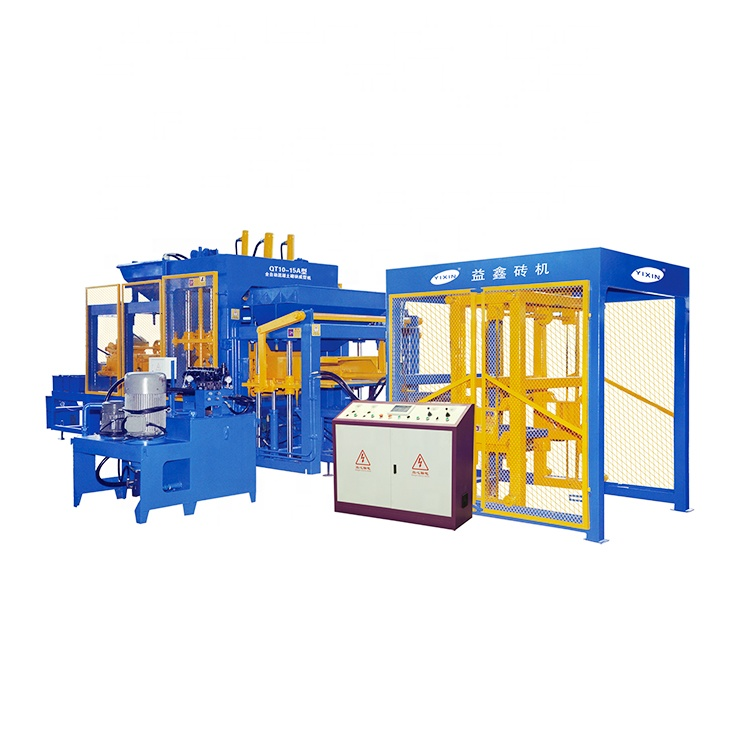 Looking for China QT12-15 Concrete Block Forming Making Machine Supplier