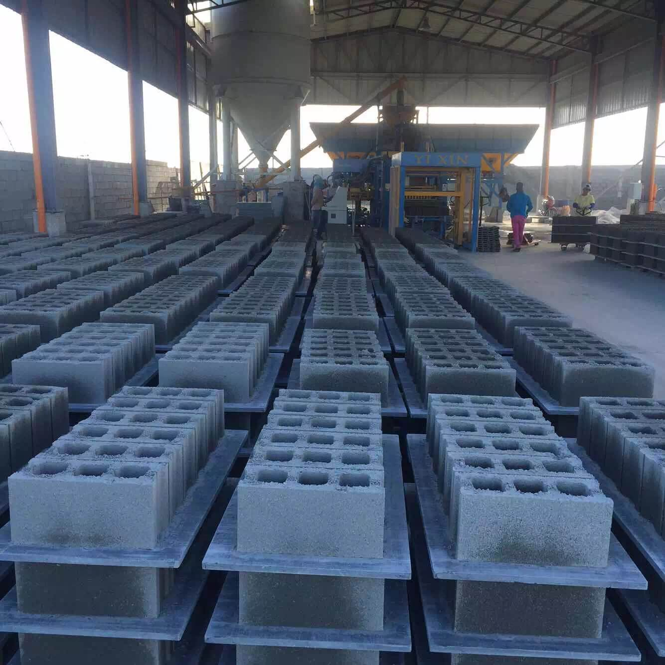 Pvc Pallet for Block Making Machine