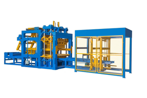 China Quanzhou QT10-15 Cement Hollow Block Machine Manufacturer Euro Type Manufacturer